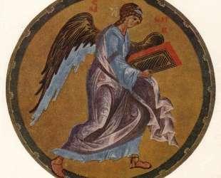 Ангел — символ евангелиста Матфея — Андрей Рублёв