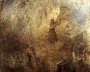 The Angel Standing in the Sun — Уильям Тёрнер