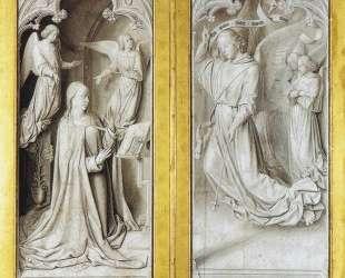 The Annunciation — Андреа дель Сарто