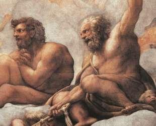 Апостолы Петр и Павел — Корреджо
