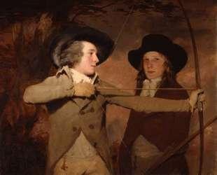 The Archers — Генри Реборн