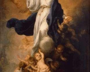 The Assumption of the Virgin — Бартоломе Эстебан Мурильо