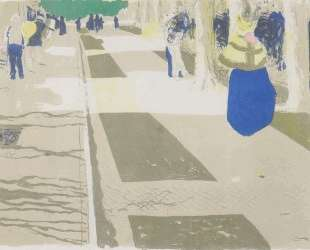 The Avenue — Эдуар Вюйар