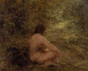 The Bather — Анри Фантен-Латур