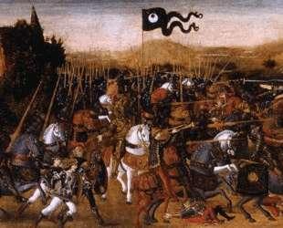 The Battle of Pydna — Андреа Верроккьо