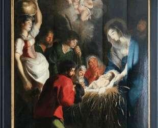 The Birth of Jesus — Корнелис де Вос