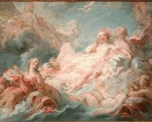 The Birth of Venus — Жан-Оноре Фрагонар