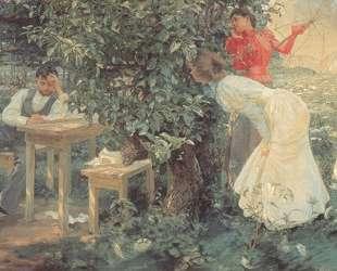 The Book Lover — Франтишек Купка