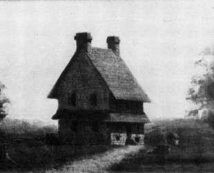 The Brinton House — Томас Икинс