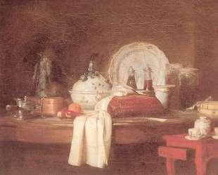 The Butler s Table — Жан Батист Симеон Шарден