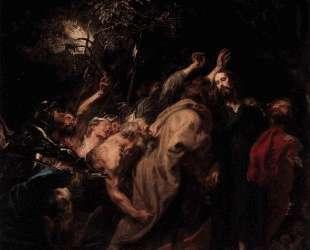 Арест Христа — Антонис ван Дейк