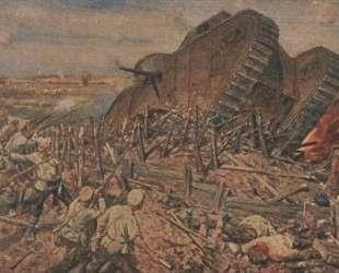 The Capturing of a Tank near Kakhovka — Иван Владимиров
