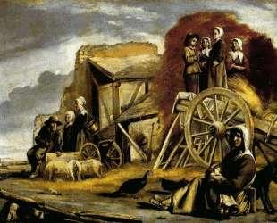 The Cart — Братья Ленен