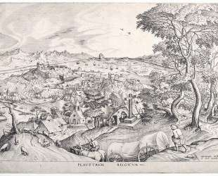 Бельгийская телега — Питер Брейгель Старший