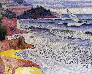 The Choppy Sea — Анри Эдмон Кросс