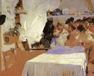 The Christening — Хоакин Соролья