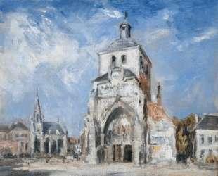 The Church at Montreuil — Филип Уилсон Стэр
