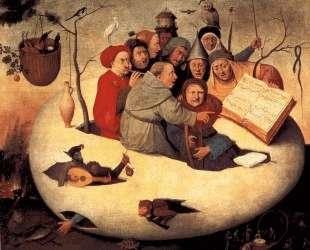 Концерт в яйце — Иероним Босх