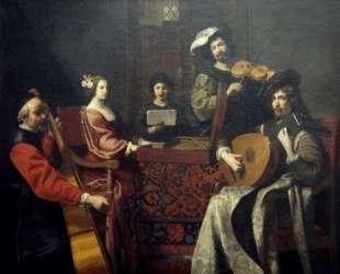 The Concert — Николя Турнье