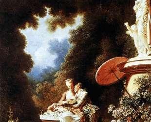 The Confession of Love — Жан-Оноре Фрагонар