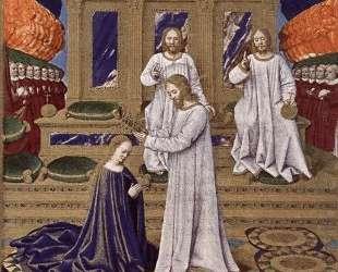 The Coronation of the Virgin — Жан Фуке