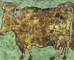 The Cow With The Subtle Nose — Жан Дюбюффе