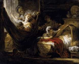 The Cradle — Жан-Оноре Фрагонар
