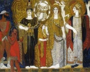 The Crowning of Helen — Франтишек Купка