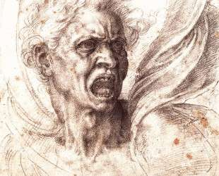 The Damned Soul — Микеланджело