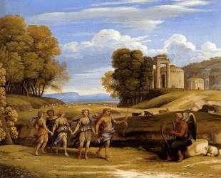 The Dance Of The Seasons — Клод Лоррен