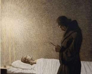 The death of Guenever — Ньюэлл Конверс Уайет