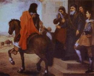 The Departure of the Prodigal Son — Бартоломе Эстебан Мурильо