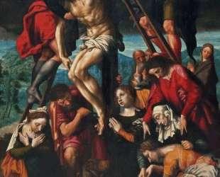 The Descent from the Cross — Николя Турнье