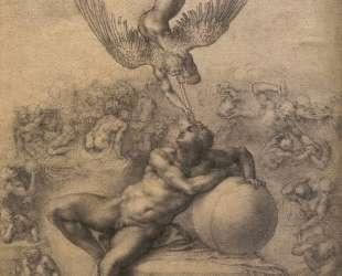 The Dream of Human Life — Микеланджело