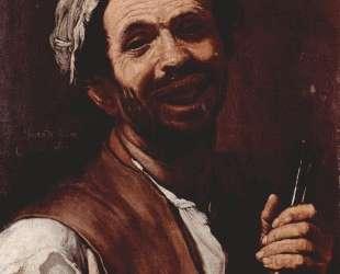 The drinker — Хосе де Рибера