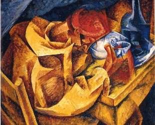 The Drinker — Умберто Боччони