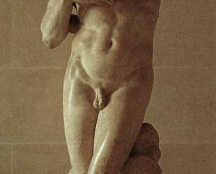 The Dying Slave — Микеланджело