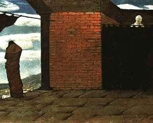 Загадка оракула — Джорджо де Кирико