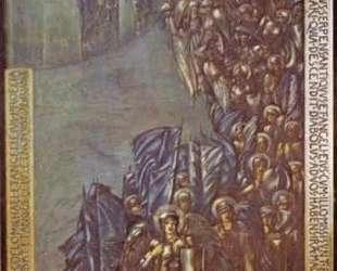 Падение Люцифера — Эдвард Бёрн-Джонс