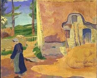 The Farm at Pouldu — Поль Серюзье