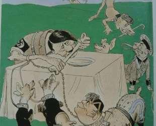 Фашистская псарня — Кукрыниксы