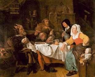 The Feast of the Bean King — Габриель Метсю