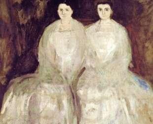 The Fey Sisters (Karoline & Pauline) — Рихард Герстль