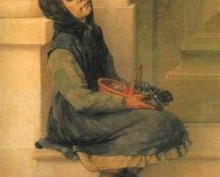 The Flower Seller — Георгиос Яковидис