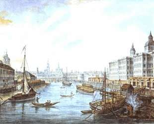 The Foundling Hospital in Moscow — Фёдор Алексеев