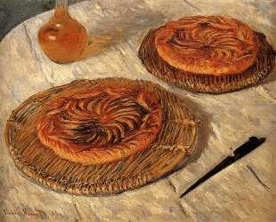 Пироги — Клод Моне