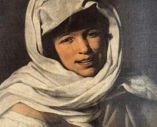 The Girl with a Coin (Girl of Galicia) — Бартоломе Эстебан Мурильо