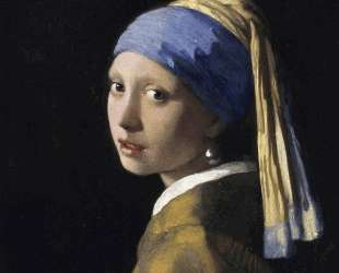 The Girl with a Pearl Earring — Ян Вермеер