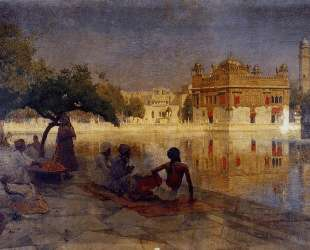 The Golden Temple, Amritsar — Эдвин Лорд Уикс