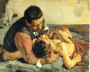 The Good Samaritan — Фердинанд Ходлер